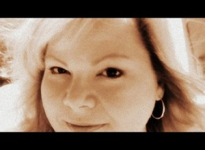 Angie Battle, author of From the Rooftops, the blog