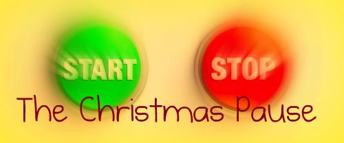 christmas pause