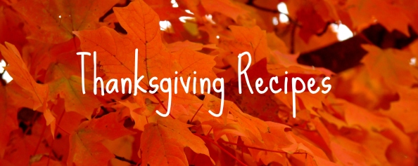 Thanksgiving Recipes2